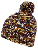 Red Herring Yellow Space Dye Bobble Hat