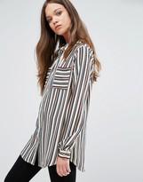 Brave Soul Stripe Shirt