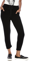 Michelle by Comune Black Drawstring Joggers