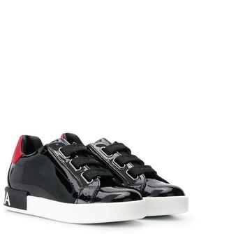 Dolce & Gabbana Low Top Sneakers