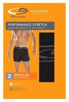 Champion Men's Cotton Stretch Boxer Underwear - 2 Pack