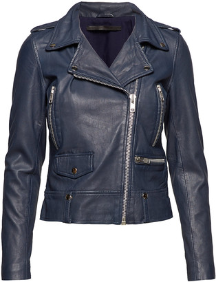 Munderingskompagniet   Mdk Munderingskompagniet - MDK Seattle Colour Leather Jacket