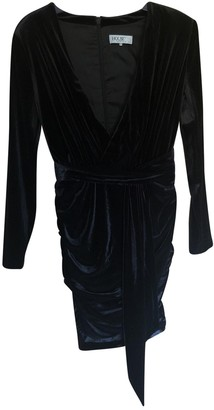 House Of CB Black Velvet Dresses