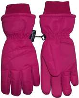 N'Ice Caps TM N'Ice Caps Adults Thinsulate and Waterproof Bulky Ski Gloves with Ridges