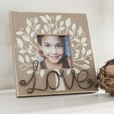 Pier 1 Imports Love Grows 4x4 Photo Frame