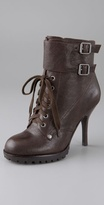 Rhythm Lace Up Booties