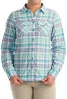 Columbia Saturday Trail Omni-Wick® Shirt - UPF 30, Long Sleeve (For Women)