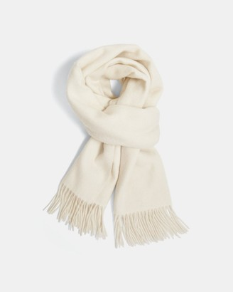 Theory Classic Scarf in Cashmere