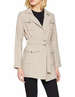 New Look Women's Safari Belted Jacket