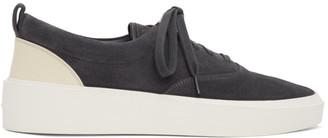 Fear Of God Black Suede 101 Sneakers