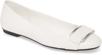 Calvin Klein Oneta Ballet Flat