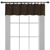 Nobrand No Brand Versailles Bamboo Ring Top Window Valance