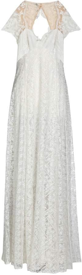 Marchesa Knee-length dresses