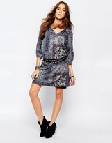 Esprit Paisley Print Tunic Dress