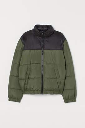 H&M Padded Jacket - Green