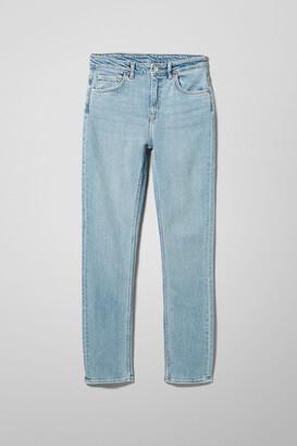 Weekday Way Swish Blue Jeans - Blue