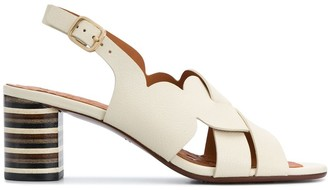 Chie Mihara Cut Out Sandals