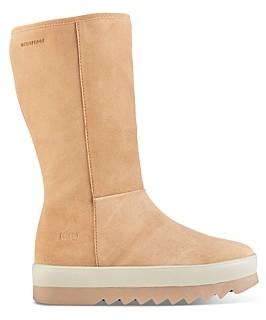 Cougar Women's Waterproof Suede Mid-Calf Boots