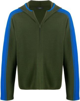 Joseph Sportwear Milano knit hoodie