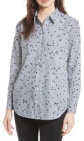Equipment Women's Signature Stripe Cotton Shirt