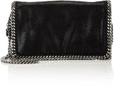 Stella McCartney Women's Falabella Shaggy Deer Crossbody Pochette