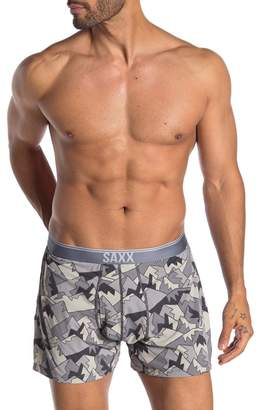 Saxx Quest 2.0 Patterned Modern Fit Boxer Briefs