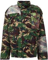 Off-White camouflage print jacket - women - Cotton - S