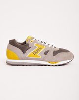 Etonic Trans Am Suede and Mesh Grey
