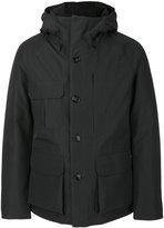 Woolrich GTX Mountain jacket - men - Feather Down/Polyamide/Polyester - S
