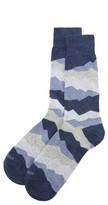 Etiquette Seismic Socks