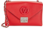 Mario Valentino Isabelle Leather Crossbody Bag