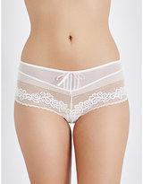 Passionata Miss Coquette Sexy mesh shorty briefs