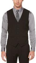 Perry Ellis Solid Suit Vest