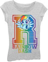 Freeze My Little Pony Heather Gray Rainbow Dash Tee - Toddler & Girls