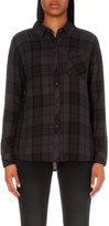 Rails Hunter checked flannel shirt