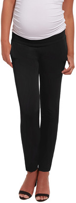 Stowaway Collection Maternity Ankle Drawstring Pant