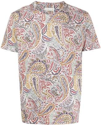 Etro paisley print T-shirt