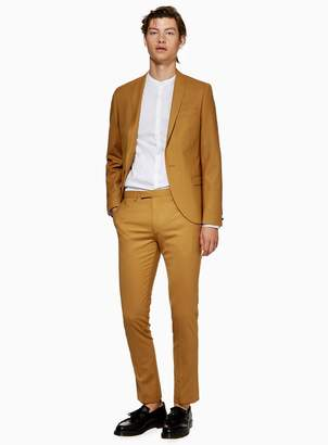 TopmanTopman TWISTED TAILOR Yellow 'Ellroy' Trousers