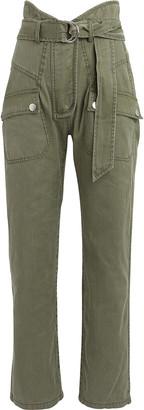 Marissa Webb Thomas Canvas Cargo Pants
