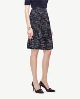 Ann Taylor Refined Tweed Skirt