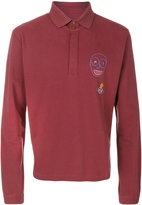 Vivienne Westwood Krall collar polo top
