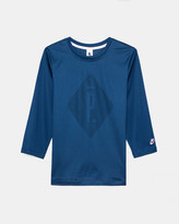 Nike x Pigalle 7/8 Long Sleeve Top (Coastal Blue)