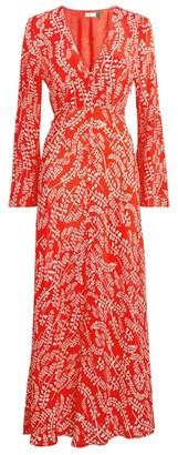 Rixo Sonia Midi Dress