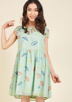 ModCloth Fun With Fab On Top Easy Fit Dress in XXS