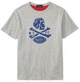 Ralph Lauren Reversible Cotton Graphic Tee