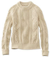 L.L. Bean Signature Cotton Fisherman Sweater