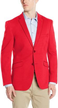 U.S. Polo Assn. Men's Cotton Blend Knit Sport Coat