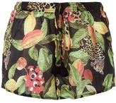 Isolda printed shorts