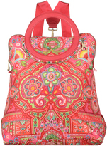 Oilily Raspberry City Backpack