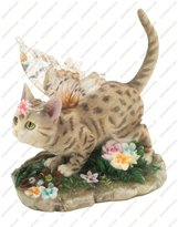 "Faerie Glen Cat Fairy ""Annabelle"""